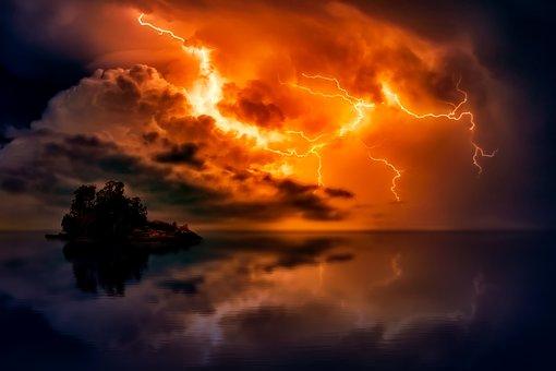 God's anger