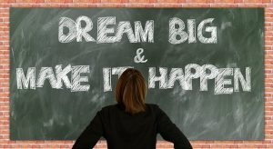how to achieve your dreams through positive thinking