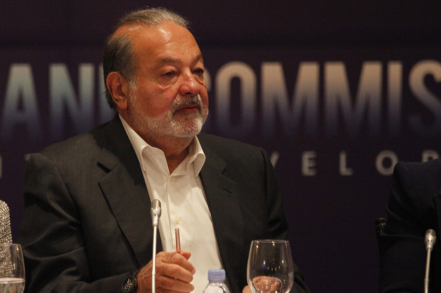 things to learn from millionaires:Carlos Slim
