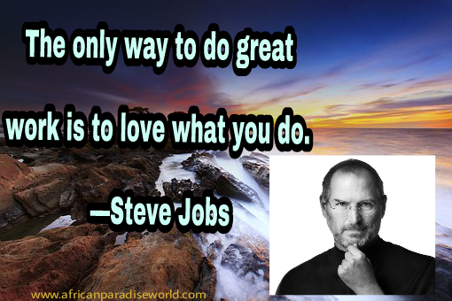 best inspirational quotes:Steve Jobs