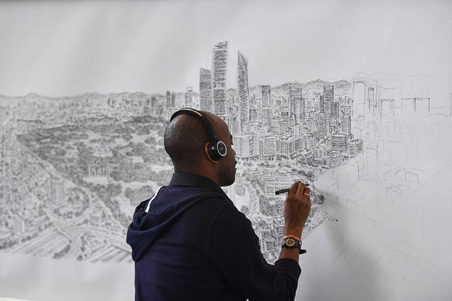 The story of Stephen Wiltshire