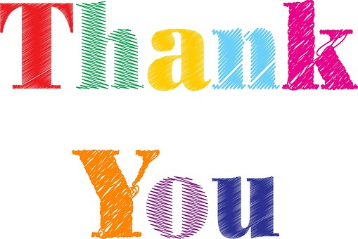 """The best feeling you may ever have is for someone to say """"Thank you for being you."""""""