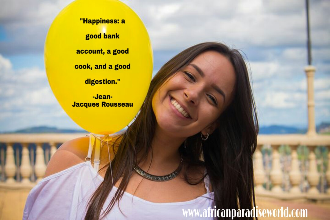 Beautiful cute quote on happiness
