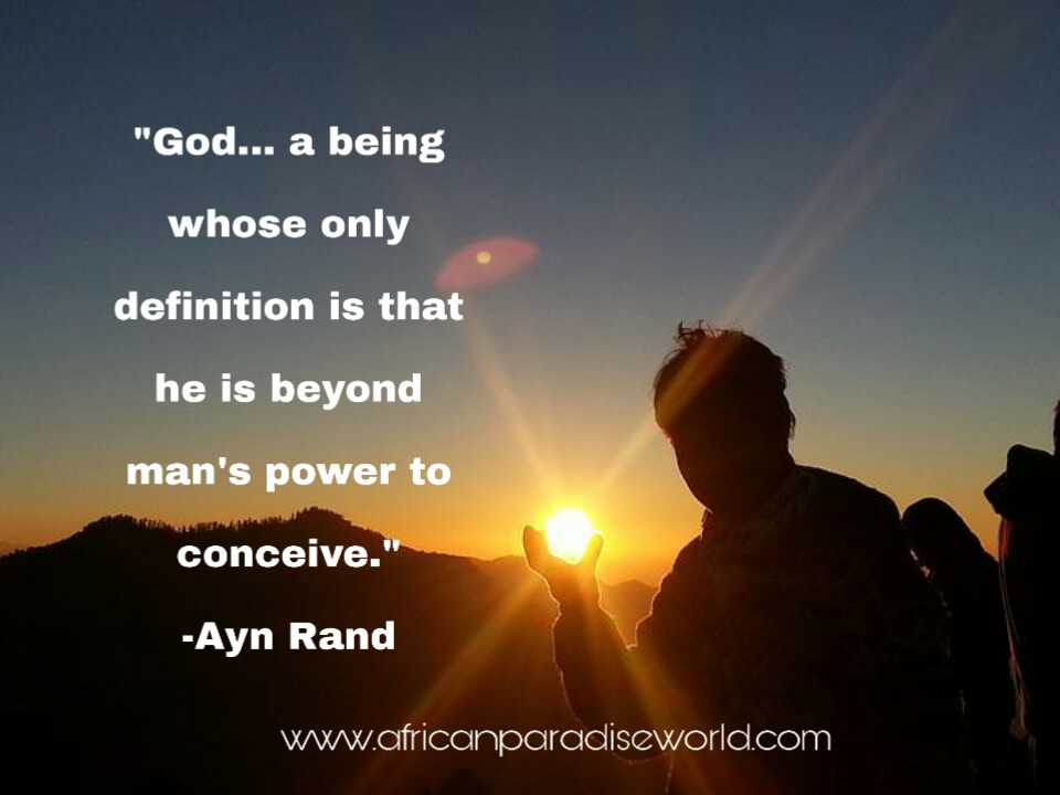 Cute quote about God